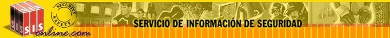 SIS on line - Servicio de Informaci�n de Seguridad